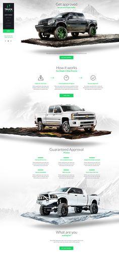 TruckRidge on Web Design Served