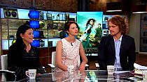 """CBS This Morning Video - More than two decades after publishing her first novel, Diana Gabaldon's bestselling """"Outlander"""" series is making i..."""