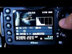 Nikon D800 Tutorial: All the Functions, Settings, and Menus by Carlos Erban