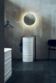 "washbasins ""vieques""   by patricia urquiola for Agape"