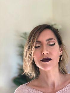 Cut crease makeup tutorial (video).