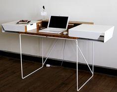 Unfold Desk by David Hardwick. 2012 Finalist Workshopped and Launch Pad. Bamboo. www.hardwickandcesko.com.au. www.facebook.com/hardwickcesko