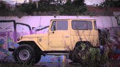 """Interesante video de la historia de un hombre y su Land Cruiser """"My Toyota Land Cruiser Bj40"""". Tienen que verlo. #MásQuePasión"""