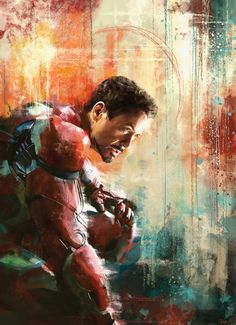 Marvel Portrait Series - Created by Wisesnail...