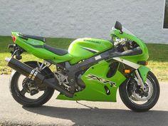 2003 Kawasaki Ninja ZX-7R