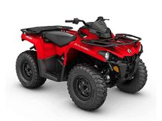 New 2016 Can-Am Outlander L 570 Viper Red ATVs For Sale in California. Raise your expectations, not your price range. Get the all-terrain performance you'd expect from Can-Am at the most accessible price ever.
