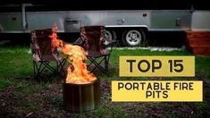 Do you love a campfire? If Yes! You may love to gather with your family, friends, and strangers, but you may afraid of cold weather. There is an alternative to make yourself warm in cold weather, but you may get frustrated from different challenges. Portable Propane Fire Pit, Outdoor Propane Fire Pit, Camping Fire Pit, Campers, Cold Weather, Outdoor Decor, Alternative, Challenges, Warm