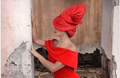 Capogiro - Dynamic Hat By Sabrina B on sell at www.capogiro-hat.it