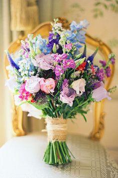 gorgeous wedding bouquets french flower style #weddingbouquet #bridalbouquet