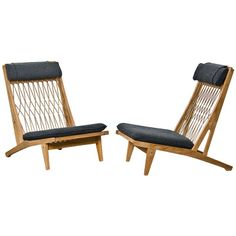 Lounge Chairs | Hans Wegner | 1951
