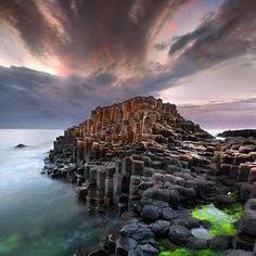 La Chaussée des Géants (Irlande du Nord)