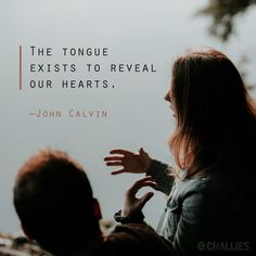 Tim Challies - Informing the Reforming Truth Quotes, Quotes About God, Me Quotes, Godly Quotes, John Calvin Quotes, Great Quotes, Inspirational Quotes, Power Of The Tongue, Then Sings My Soul