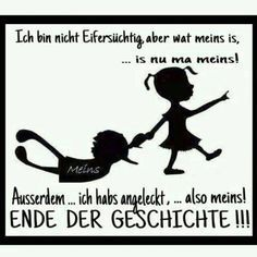 Eine von 11217 Dateien in der Kate… funny picture & # meins.jpg & # from Nogula. One of 11217 files in the category & # class sayings and jokes & # on FUNPOT. Words Quotes, Love Quotes, Funny Quotes, Sayings, Tabu, Man Humor, True Words, Funny Babies, Slogan