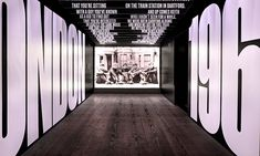 Exhibitionism—The Rolling Stones Exhibition, 2017 SEGD Global Design Awards Honor Award