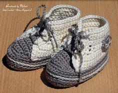 Crochet-licious: Gympjes