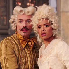 Lumière and Plumette Beauty and the Beast 2017 Beauty And The Beast Costume, Disney Beauty And The Beast, Lumiere Beauty And The Beast, Beauty Beast, Live Action, The Beast Movie, Emma Thompson, Princess Aesthetic, Ewan Mcgregor