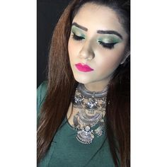 """134 Likes, 14 Comments - ANERI THAKKER 💫 (@thatwingedeyeblogger) on Instagram: """"Know your worth, then add Tax 🙅  Theme : Halo Eyes  #haloeyeschallenge . . .…"""""""