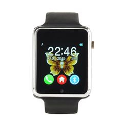 Smart Watch VS20 Plus, IPS Sim Slot, Compatible Android Bluetooth Connect Phone Push APP Message