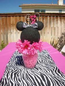 Minnie Mouse Decor!