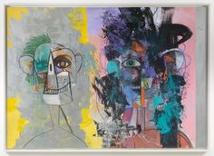 george condo drawings - Google Search