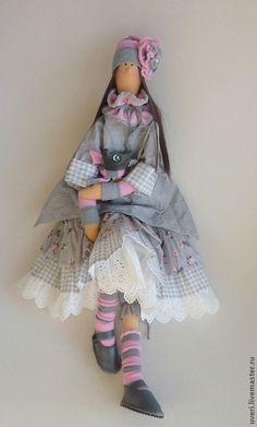 """Куклы Тильды ручной работы. Ярмарка Мастеров - ручная работа. Купить Кукла """" Кристина"""". Handmade. Кукла ручной работы"""