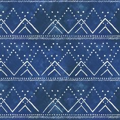 Celestial Mountains Geometric fabric by kristen_duggan on Spoonflower - custom fabric