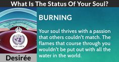 What Is The Status Of Your Soul?
