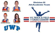 Four UW-Platteville Pioneers Named to the 2012 USTFCCCA Women's Division III All-Academic Track & Field team.