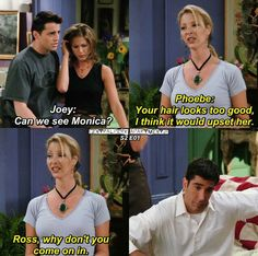 Friends: 10 Phoebe Memes That Are Almost Too Funny Friends Tv Show, Friends Funny Moments, Tv: Friends, Friends Tv Quotes, Serie Friends, Friends Scenes, Funny Friend Memes, Friends Cast, Friends Episodes