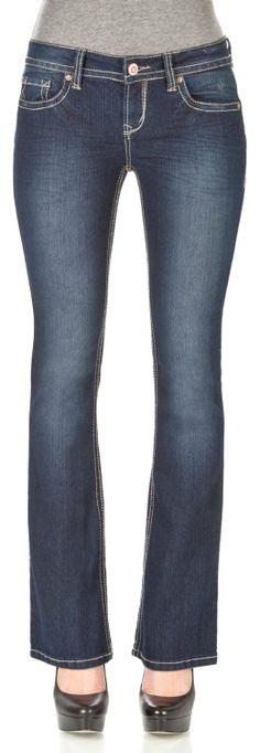 WallFlower Juniors Basic Legendary Bootcut Jeans           ($19.99)