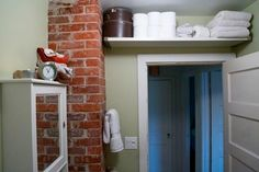 Another shelf in the bathroom? IKEA-style!