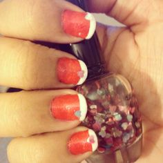 My valentines day nails ♥