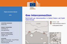 Η Ευρωπαϊκή Ένωση χρηματοδοτεί τα τερματικά LNG σε Αλεξανδρούπολη και Καβάλα και το ΑΣΦΑ Αλεξανδρούπολης