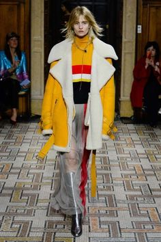 Vionnet ready-to-wear autumn/winter '17/'18 - Vogue Australia