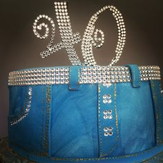 Denim and diamonds 40th birthday party                                                                                                                                                     More