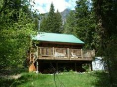 1000 Images About Log Cabins At Wallowa Lake On Pinterest