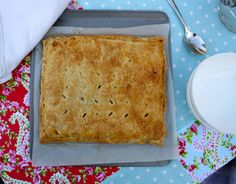Quick and easy Apricot pie