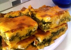 Η χορτόπιτα της τεμπέλας συνταγή από glory - Cookpad Phyllo Recipes, Cooking Recipes, Cookie Dough Pie, Greek Pastries, Savory Muffins, Greek Cooking, Greek Dishes, Gourmet Desserts, Recipe Images