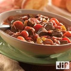 Savory North African #Beef and Vegetable #Stew from Jif®