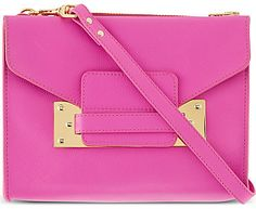 Sophie Hulme Mini envelope clutch on shopstyle.co.uk