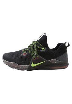 Haz clic para ver los detalles. Envíos gratis a toda España. Nike  Performance ZOOM TRAIN COMMAND Zapatillas fitness e indoor black/volt/dark  grey: Nike ...