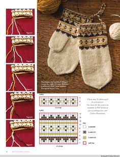 Knitting Traditions - Fall 2014 - 紫苏 - 紫苏的博客