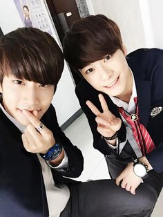 MJ and Moonbin