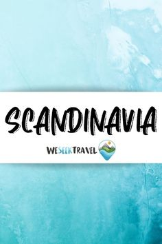 EXPLORE SCANDINAVIA WITH WWW.WESEEKTRAVEL.COM Travel Backpack, Budget Travel, Adventure Travel, Norway, Travel Destinations, Cinema, Explore, Blog, Road Trip Destinations