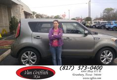 #HappyBirthday to Loren from Chad McGinnis at Van Griffith Kia!  https://deliverymaxx.com/DealerReviews.aspx?DealerCode=PXVJ  #HappyBirthday #VanGriffithKia