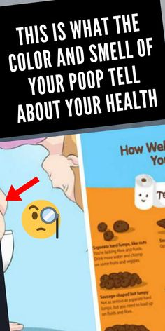 Check the article below to know what the color, size and smell and stool indicate about your health. Pinterest Photography, Black Friday 2019, Amazing Facts, Funny Humor, Mother Nature, Health, Stool, Parenting, Entertainment