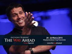 Słynny Anthony Robbins w Polsce? To prawda!! Szczegóły na: http://bit.ly/1w38kk9