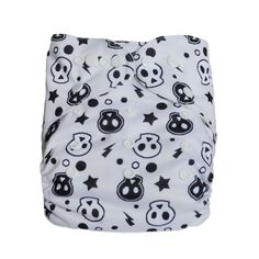 Alvababy Reusable Washable Adjustable Baby Cloth Diaper One Size +1 Insert S12 #ALVA