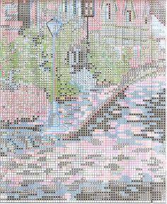 Stickerei-Memory Lane-Diagramm (Größe) 5 Von 6