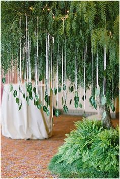 Today we'd like to share some ideas for spring wedding seating charts and escort cards and ways to style such a chart for spring. Greenery and florals are great sources of inspiration for them. Green Wedding Decorations, Wedding Centerpieces, Wedding Table, Tree Decorations, Safari Party Decorations, Table Centerpieces, Wedding Places, Wedding Signs, Wedding Cards